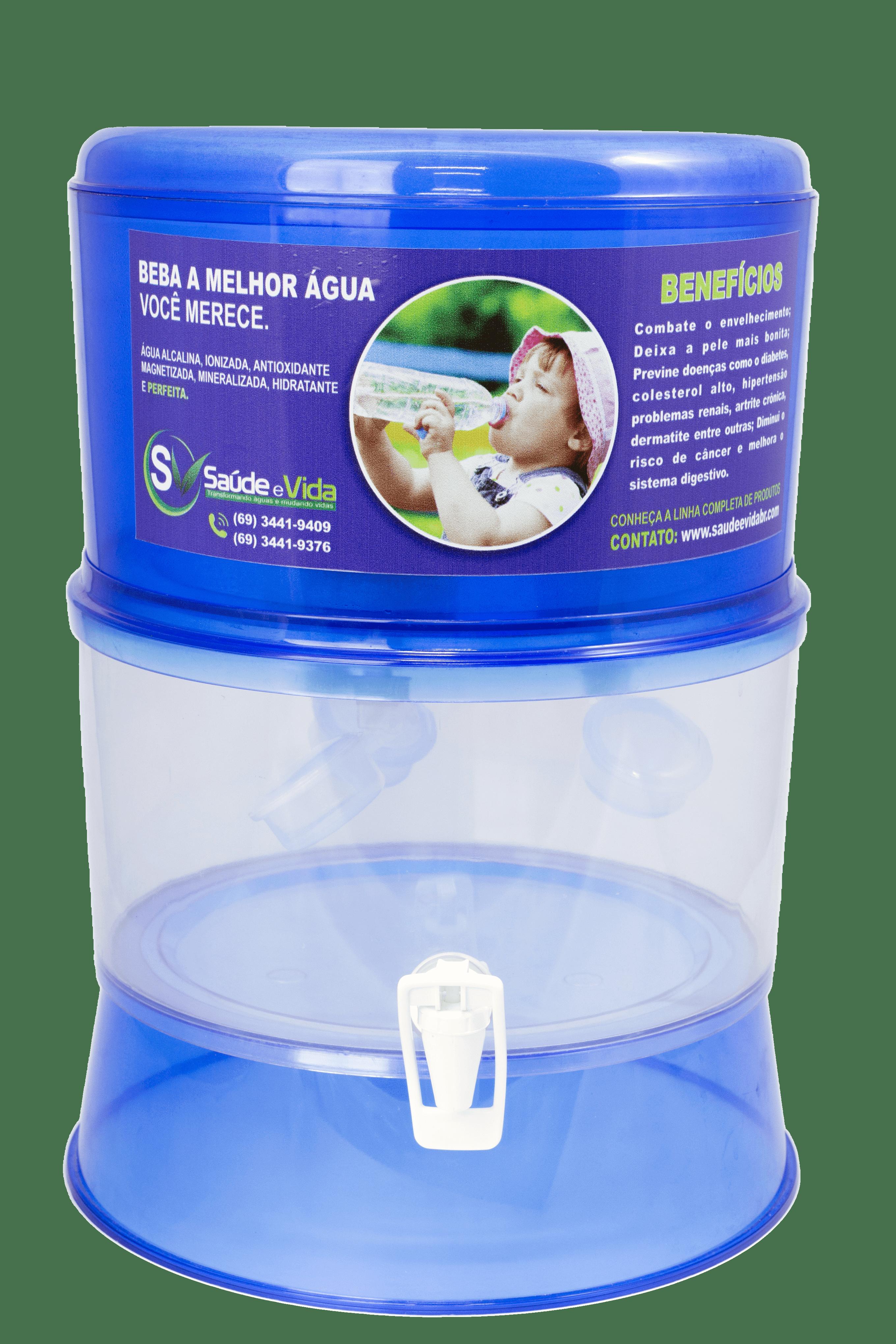 Kit Completo Para base Natural / Com Abastecimento Automático