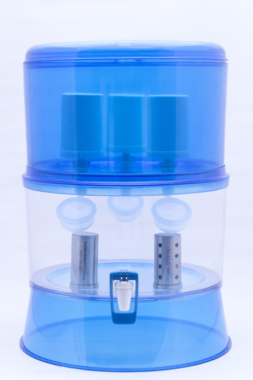 Kit Completo Para Base Natural ( purificador + o combo)